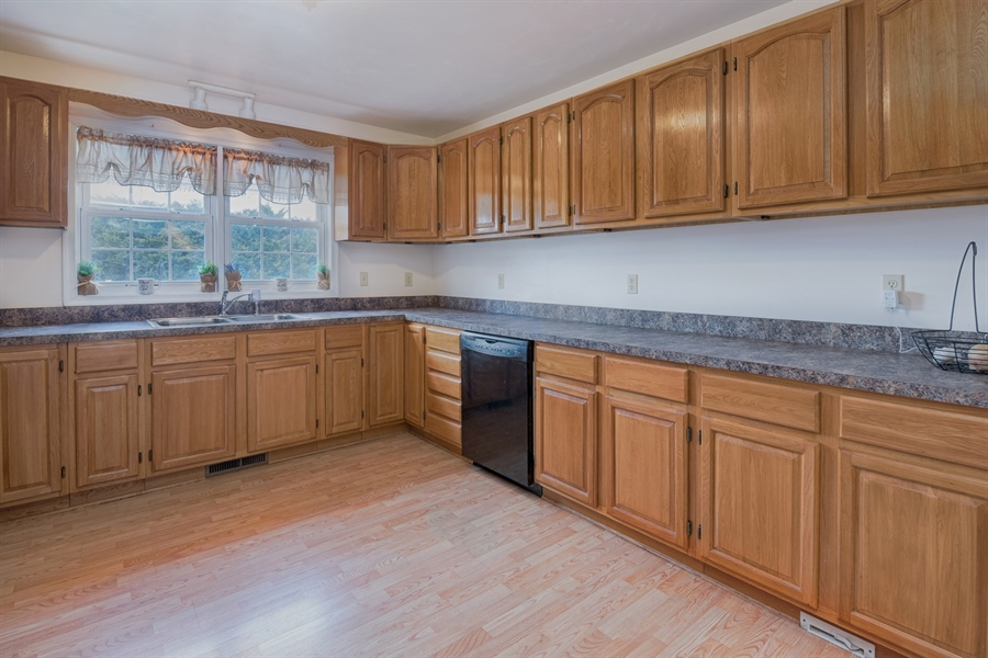 Real Estate Photography - 70 Stoney Battery Rd, Earleville, MD, 21919 - TONS OF CABINETS!