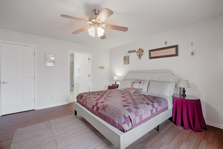 Real Estate Photography - 70 Stoney Battery Rd, Earleville, MD, 21919 - MASTER BEDROOM