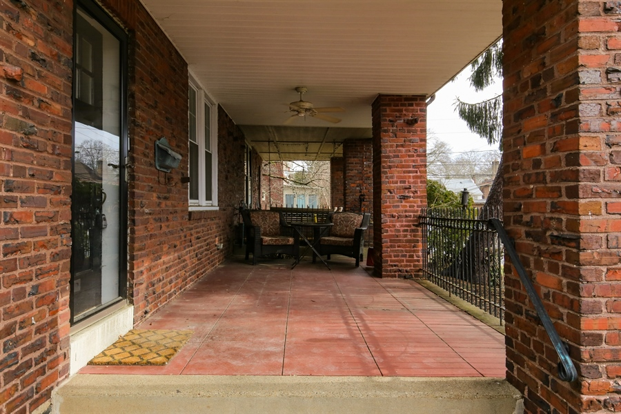 Real Estate Photography - 2313 N Franklin St, Wilmington, DE, 19802 - Front Porch