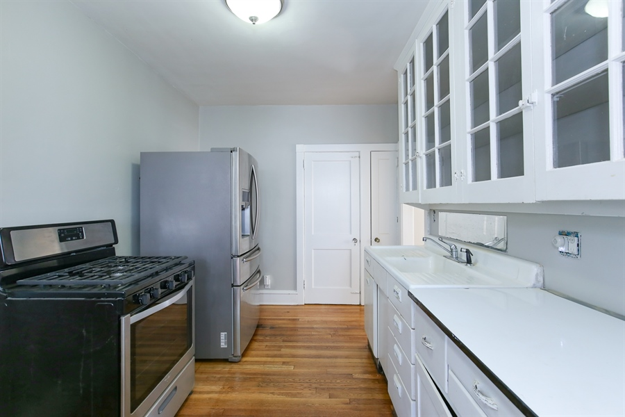 Real Estate Photography - 2313 N Franklin St, Wilmington, DE, 19802 - Kitchen