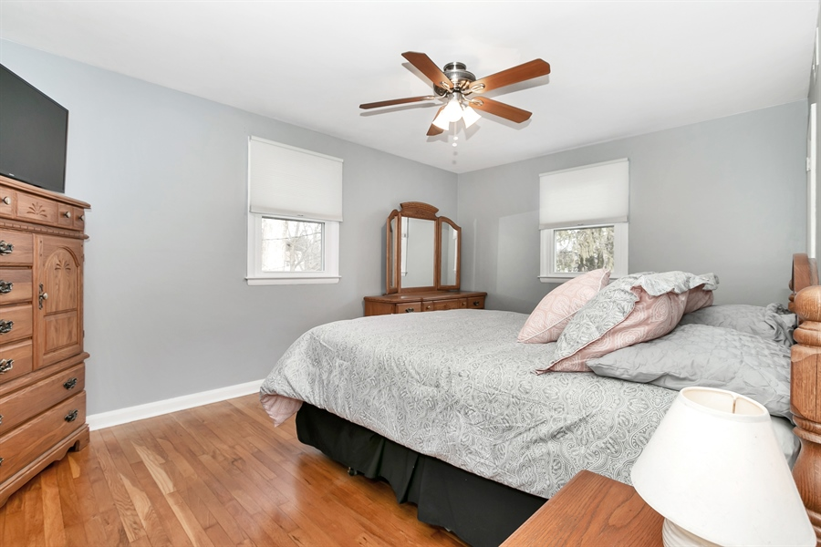 Real Estate Photography - 2015 Gravers Ln, Wilmington, DE, 19810 - Master bedroom