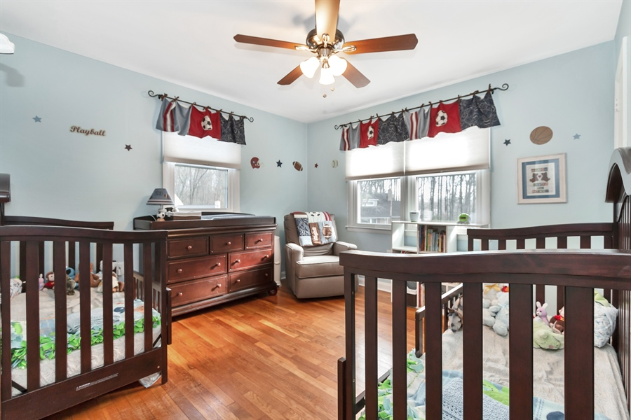 Real Estate Photography - 2015 Gravers Ln, Wilmington, DE, 19810 - Bedroom 2