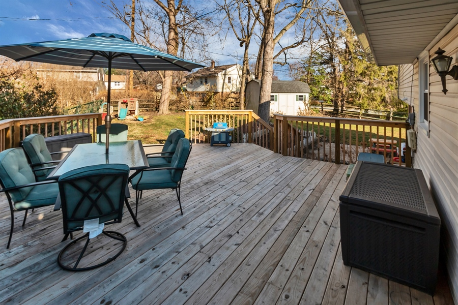 Real Estate Photography - 2015 Gravers Ln, Wilmington, DE, 19810 - Amazing outdoor space