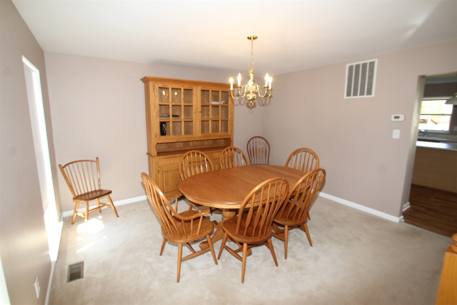 Real Estate Photography - 3 Thunder Gulch, Newark, DE, 19702 - Dining Room