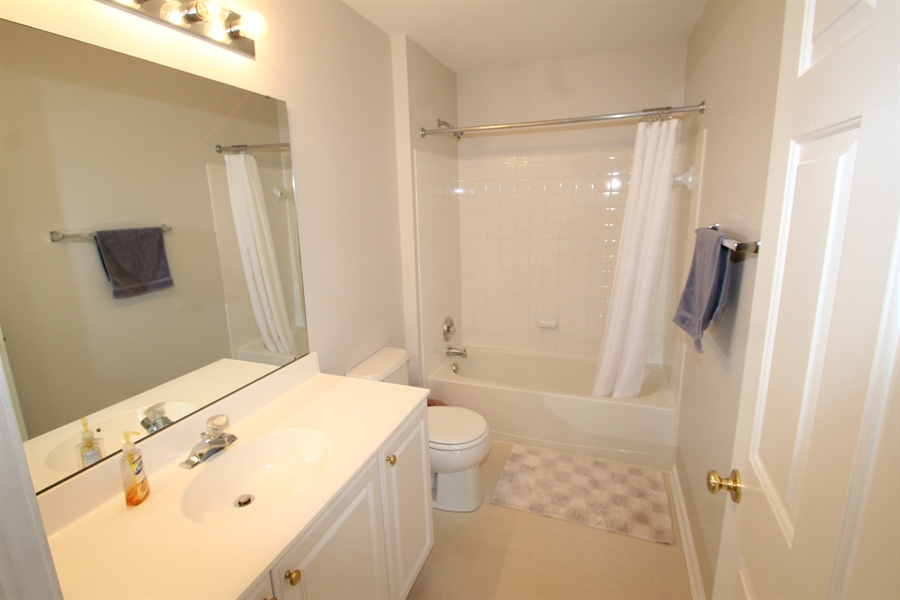 Real Estate Photography - 3 Thunder Gulch, Newark, DE, 19702 - Full Bath