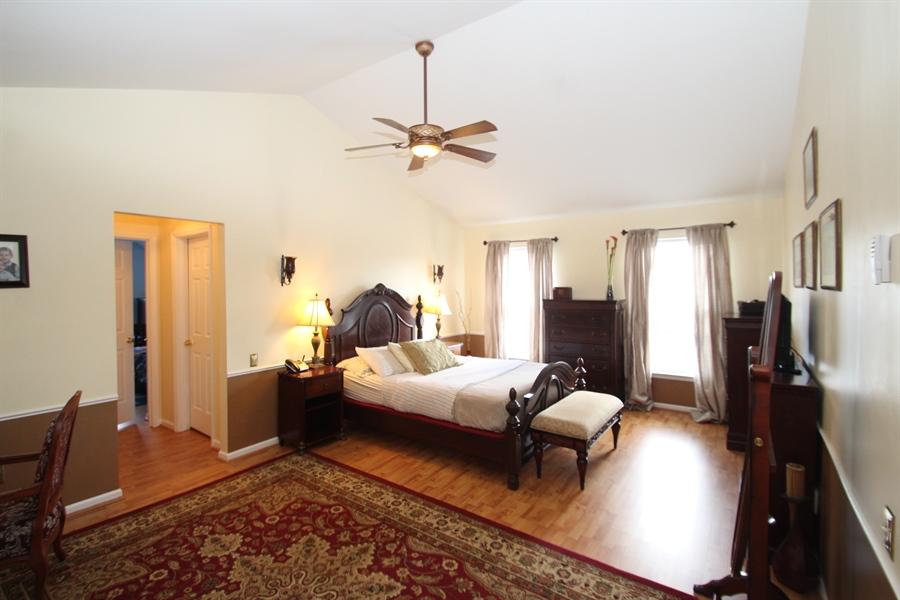 Real Estate Photography - 216 Canonero Dr, Bear, DE, 19701 - Master Bedroom