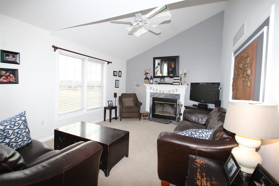 Real Estate Photography - 8 Windsor Ct, Elkton, MD, 21921 - Living Room