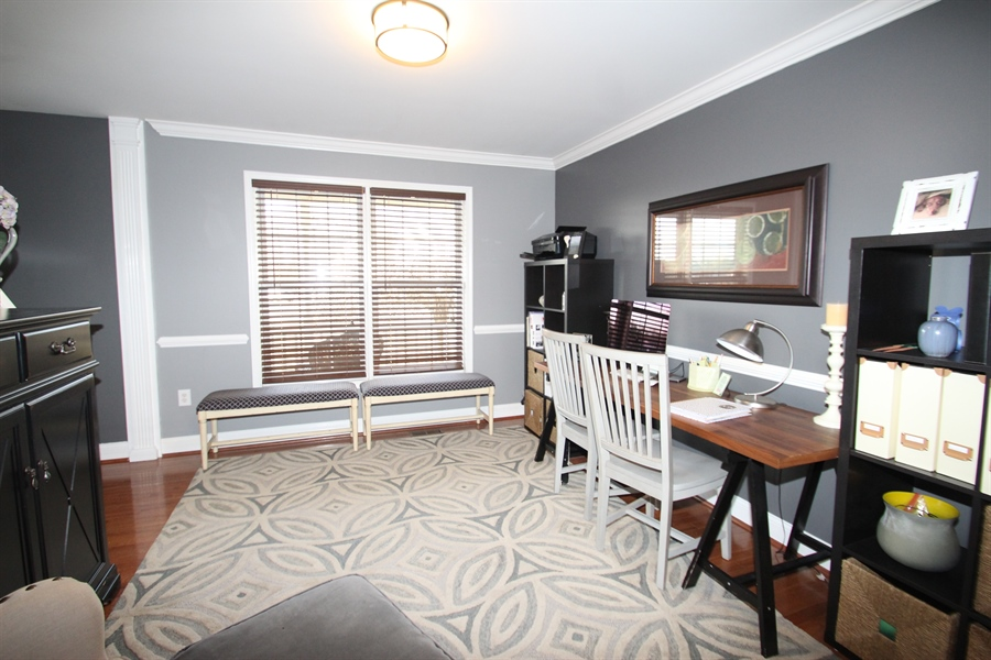 Real Estate Photography - 8 Windsor Ct, Elkton, MD, 21921 - Dining Room