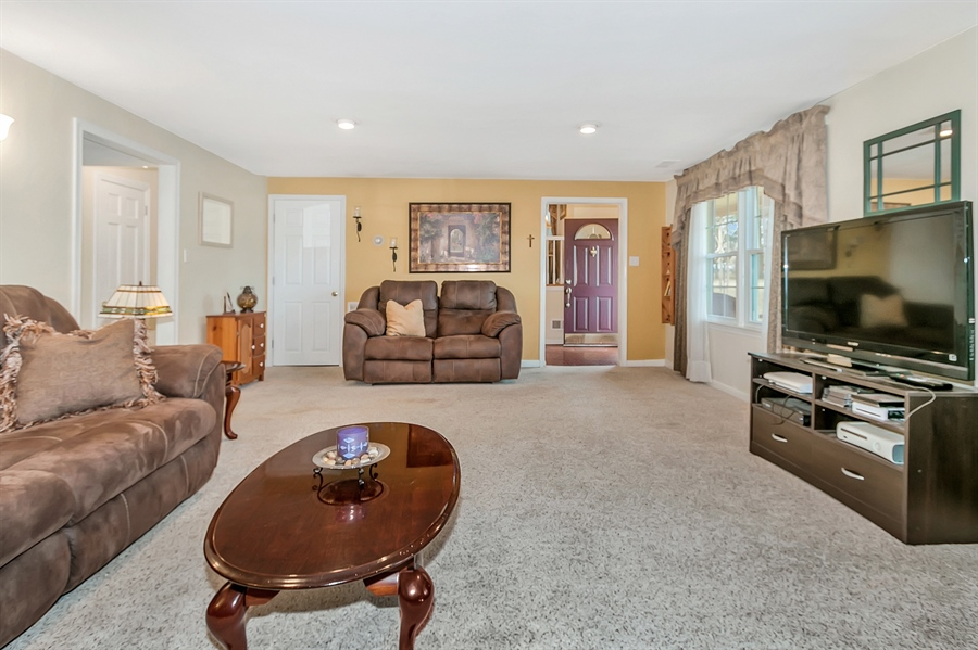 Real Estate Photography - 2500 Turnstone Dr, Wilmington, DE, 19805 - Another View Of The Oversized Family Room