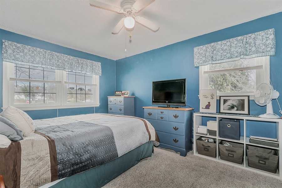 Real Estate Photography - 2500 Turnstone Dr, Wilmington, DE, 19805 - Additional Bedroom With Lots Of Windows!