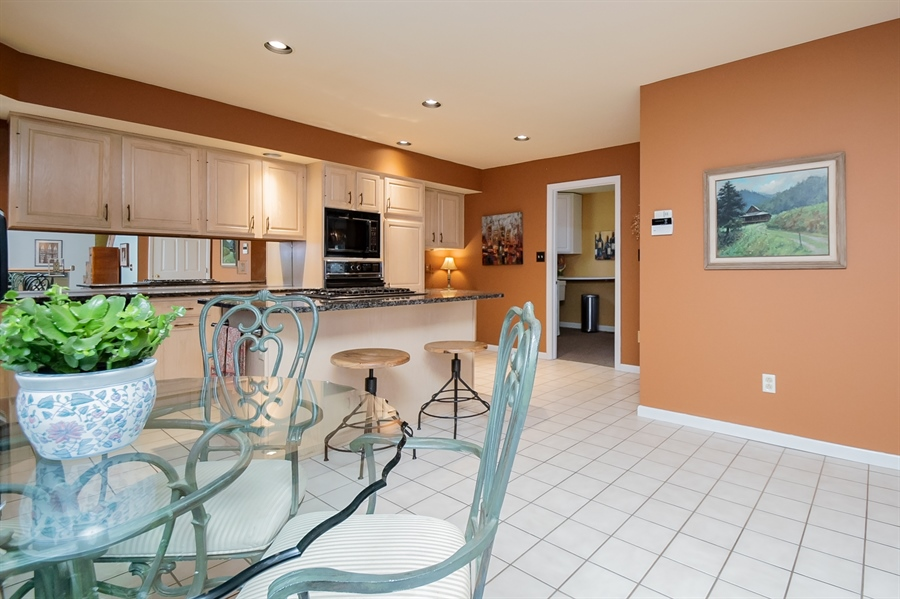 Real Estate Photography - 20 Forest Rdg, Newark, DE, 19711 - Kitchen is Eat In