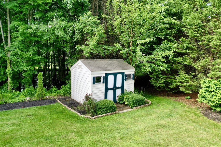 Real Estate Photography - 7 Thunder Gulch, Newark, DE, 19702 - Shed