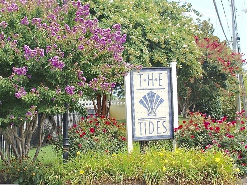 Real Estate Photography - 19994 Sandy Bottom Circle #8304, 8304, Rehoboth  Beach, DE, 19971 - Gated Entrance