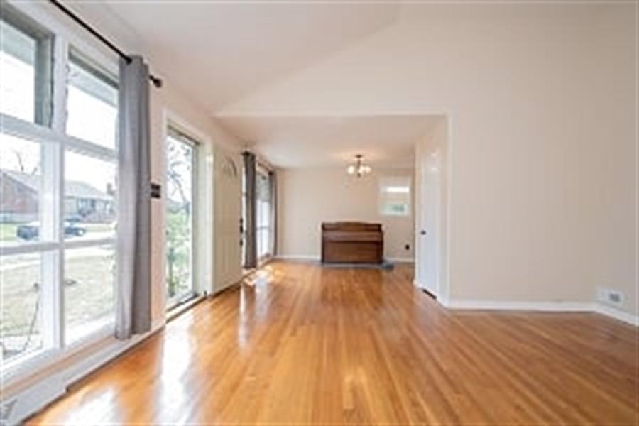 Real Estate Photography - 2208 Foote Rd, Wilmington, DE, 19803 - Open concept floor plan