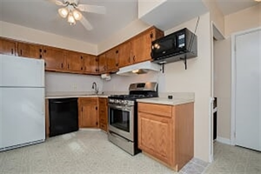 Real Estate Photography - 2208 Foote Rd, Wilmington, DE, 19803 - View of kitchen