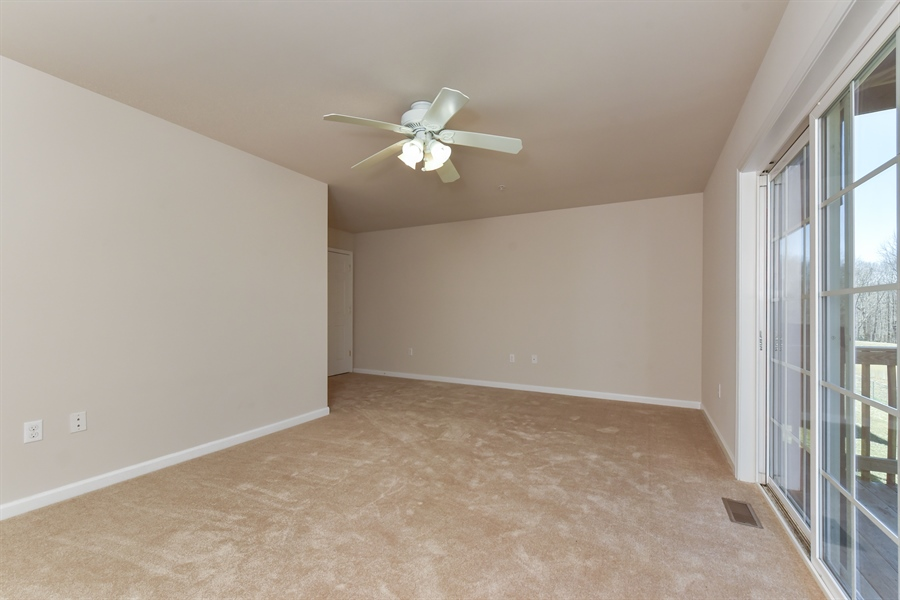 Real Estate Photography - 106 Ben Boulevard, Elkton, DE, 21921 - Entry level 4th bedroom 18 x 12 (or den/office)