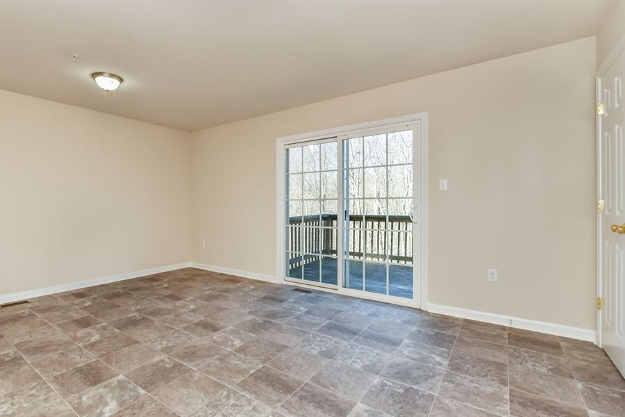 Real Estate Photography - 106 Ben Boulevard, Elkton, DE, 21921 - Country Kitchen with plenty of space for dining