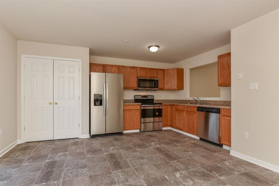 Real Estate Photography - 106 Ben Boulevard, Elkton, DE, 21921 - Kitchen with double pantry
