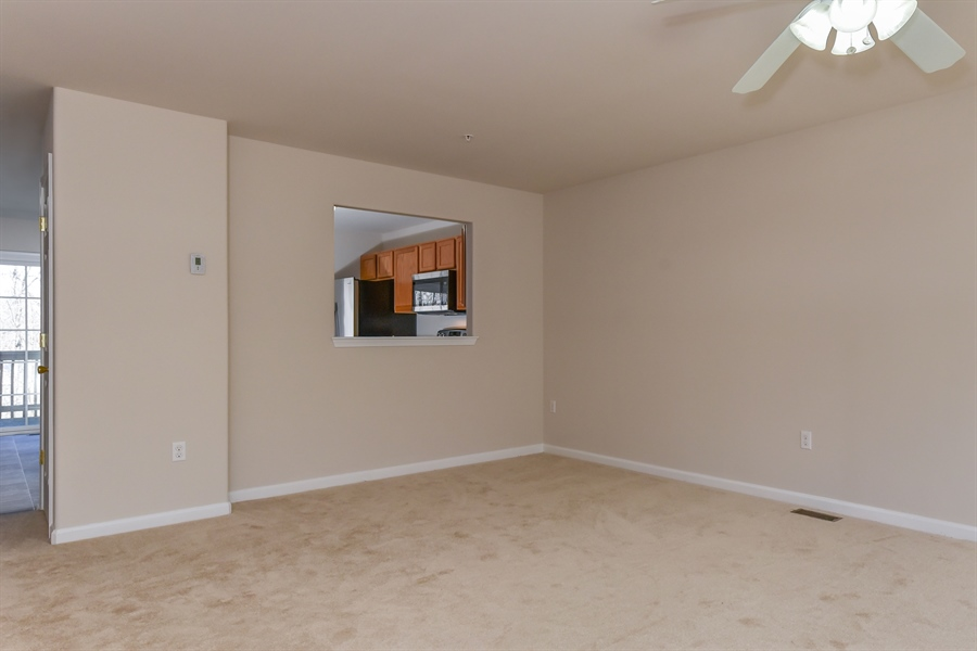 Real Estate Photography - 106 Ben Boulevard, Elkton, DE, 21921 - Great Room, 23x16, adjacent to Country Kitchen