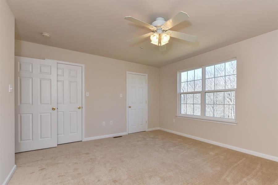 Real Estate Photography - 106 Ben Boulevard, Elkton, DE, 21921 - Ceiling fan and 2 walk-in closets