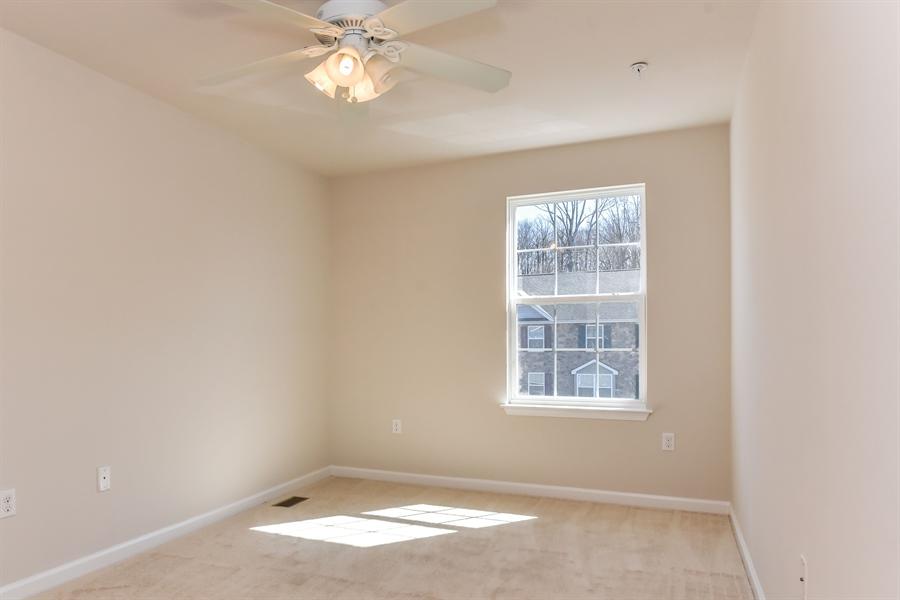 Real Estate Photography - 106 Ben Boulevard, Elkton, DE, 21921 - 15 x 9 front bedroom with ceiling fan