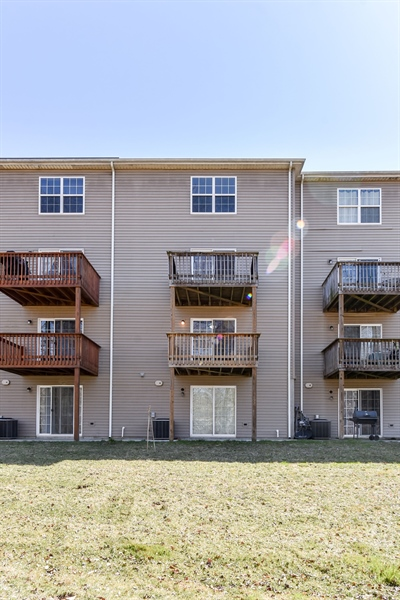 Real Estate Photography - 106 Ben Boulevard, Elkton, DE, 21921 - View from the back