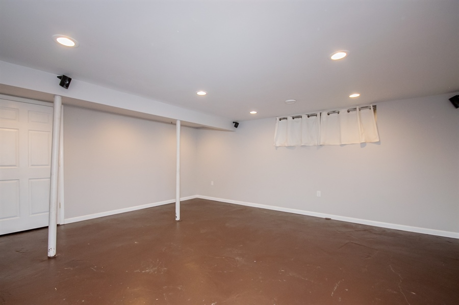 Real Estate Photography - 103 Compass Dr, Claymont, DE, 19703 - Basement has Additional Utility & Storage Space