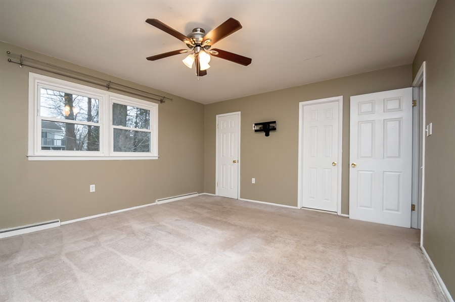 Real Estate Photography - 103 Compass Dr, Claymont, DE, 19703 - Master Bedroom has Walk-In Closet