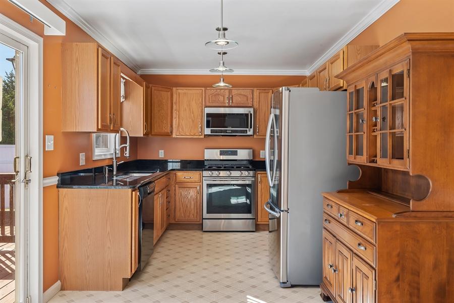 Real Estate Photography - 3 Beacon Cir, Millsboro, DE, 19966 - Kitchen