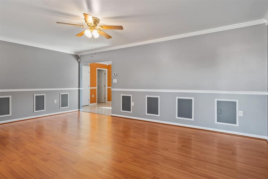 Real Estate Photography - 3 Beacon Cir, Millsboro, DE, 19966 - Living room