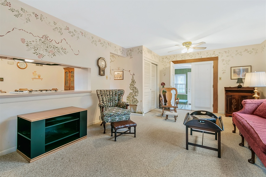 Real Estate Photography - 26 N Cliffe Dr, Wilmington, DE, 19809 - Another View Of The Family Room