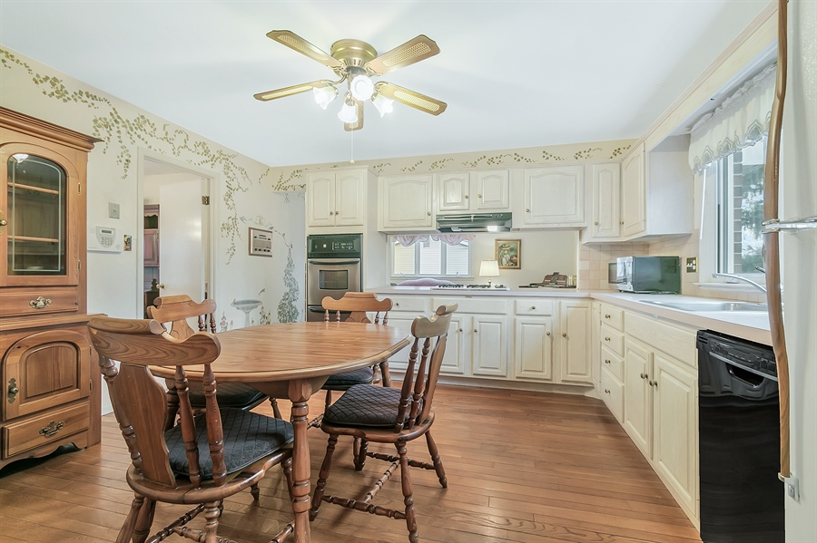 Real Estate Photography - 26 N Cliffe Dr, Wilmington, DE, 19809 - Another View Of The Kitchen