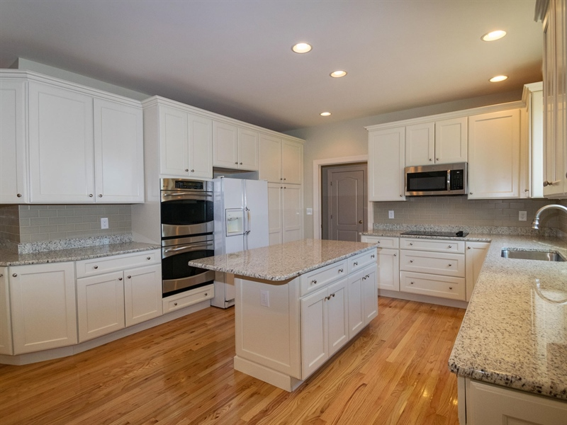 Real Estate Photography - 1110 Alexander Ln, West Chester, PA, 19382 - Brand new Kitchen