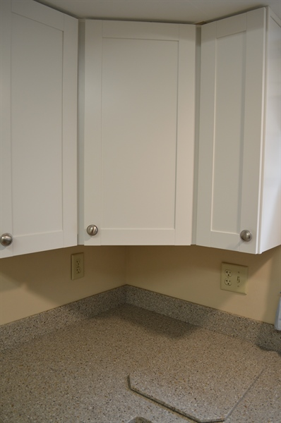 Real Estate Photography - 2 Hampton Ct, Newark, DE, 19702 - New Cabinets & Solid Surface Countertops