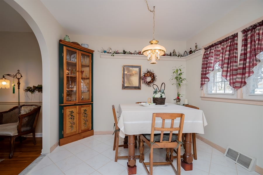Real Estate Photography - 1013 Kendall Rd, Wilmington, DE, 19805 - Convenient Dining Area