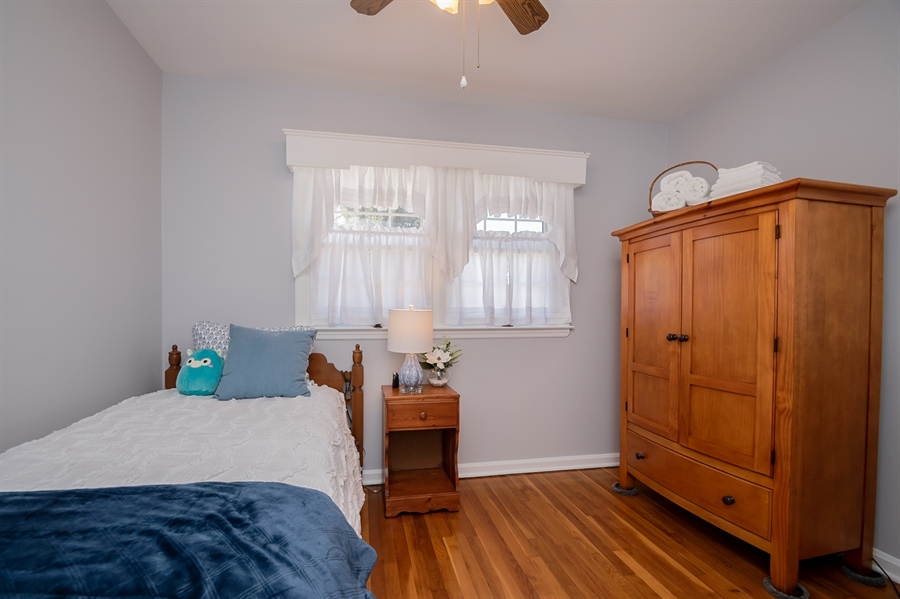 Real Estate Photography - 1013 Kendall Rd, Wilmington, DE, 19805 - 3rd Guest Bedroom