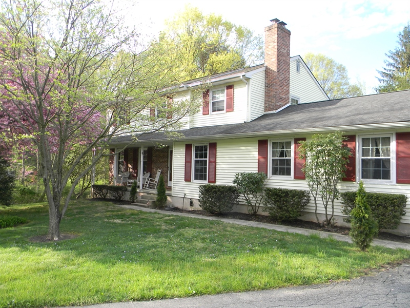 Real Estate Photography - 4 N Parkway, Elkton, MD, 21921 - Spacious Colonial in Park-like Setting