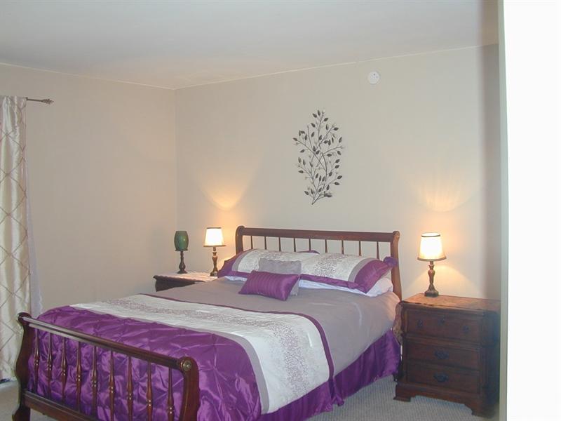 Real Estate Photography - 5036 W Brigantine Ct, Wilmington, DE, 19808 - Master bedroom with bath