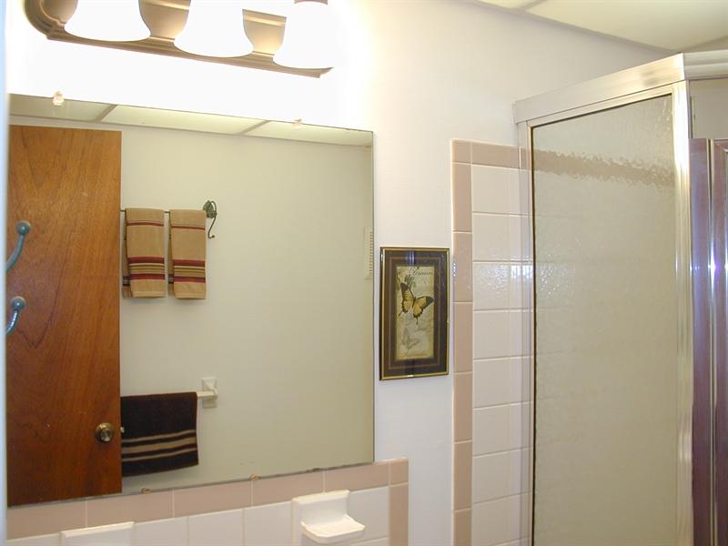 Real Estate Photography - 5036 W Brigantine Ct, Wilmington, DE, 19808 - Super Clean Bath