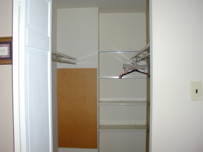 Real Estate Photography - 5036 W Brigantine Ct, Wilmington, DE, 19808 - Extra large closet for bedroom