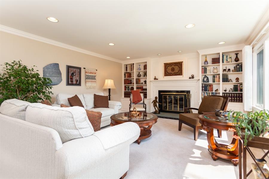 Real Estate Photography - 3804 Valley Brook Dr, Wilmington, DE, 19808 - Living Room