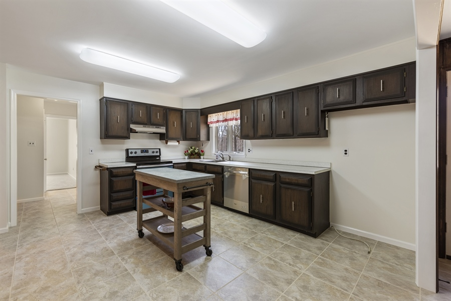 Real Estate Photography - 60 Filbert Ln, Elkton, MD, 21921 - LOTS OF CABINETS