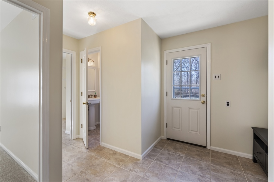 Real Estate Photography - 60 Filbert Ln, Elkton, MD, 21921 - SPACIOUS LAUNDRY, POWDER ROOM AND MUD ROOM