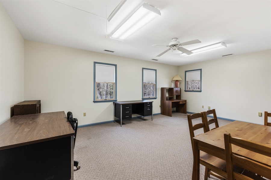 Real Estate Photography - 60 Filbert Ln, Elkton, MD, 21921 - SUPER SIZE OFFICE W/ PRIVATE BACK STAIRS