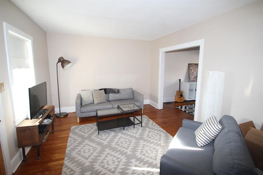 Real Estate Photography - 425 Bancroft Parkway, Wilmington, DE, 19805 - Living Room
