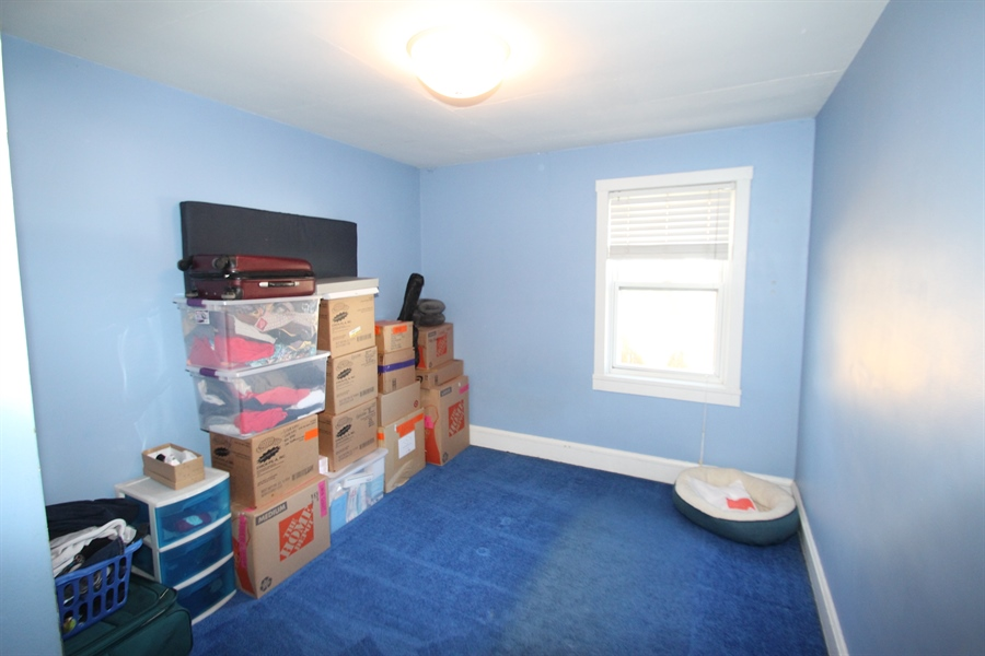 Real Estate Photography - 425 Bancroft Parkway, Wilmington, DE, 19805 - Bedroom