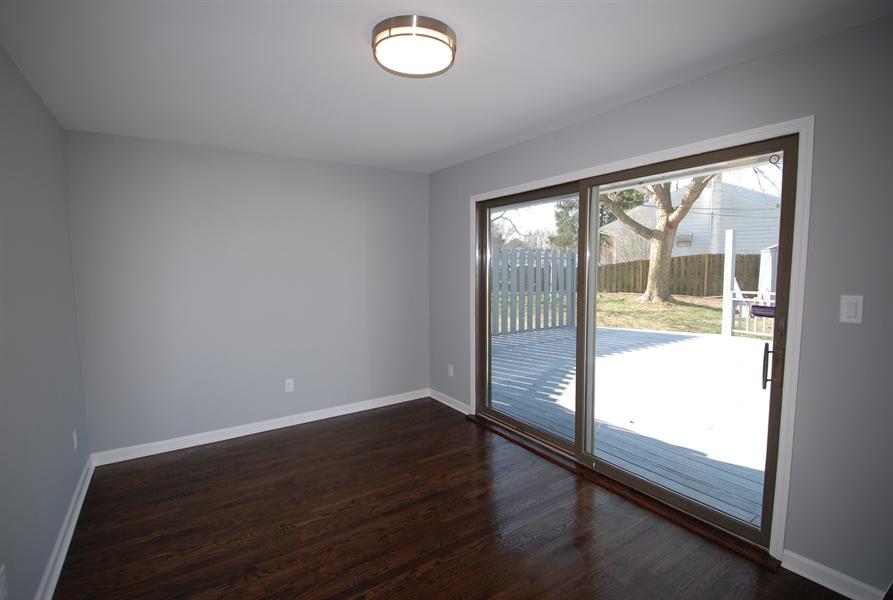 Real Estate Photography - 1001 Wagoner Dr, Wilmington, DE, 19805 - expanded dining room