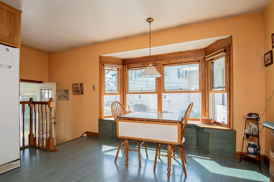 Real Estate Photography - 2415 W Eric Dr, Wilmington, DE, 19808 - There's room for a table by the windows!