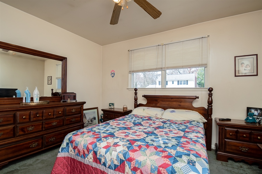Real Estate Photography - 2415 W Eric Dr, Wilmington, DE, 19808 - This is the main bedroom...