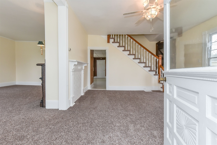 Real Estate Photography - 176 Main St, Warwick, MD, 21912 - View from the front door